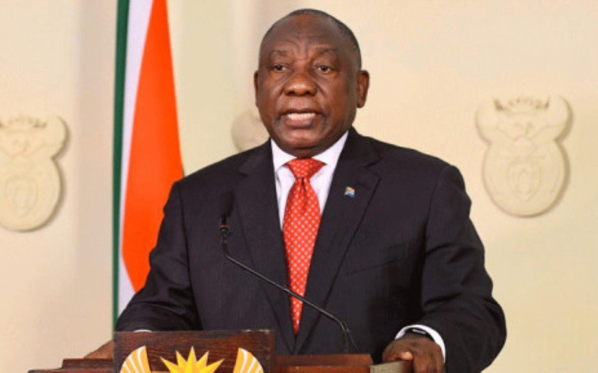 South Africa: 'We Will Speak For Them': Ramaphosa Slams 'War On Women' In South Africa
